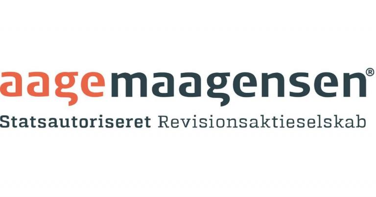 Sponsorlogo Aage Maagensen Fuglsang Kunstmuseum